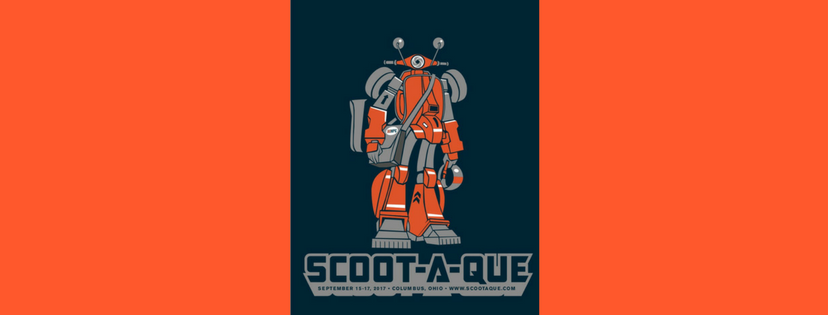 The Cutters proudly present the 20th annual Scoot-a-que rally in Columbus, Ohio!